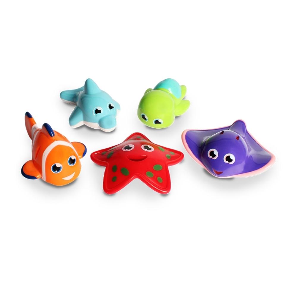 【WOW Toys 驚奇玩具】小玩偶 - 玩水好朋友