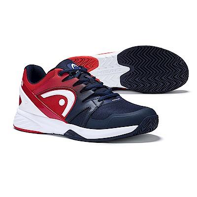 HEAD Sprint Team 2.0 男網球鞋-鳶尾黑/紅 273308