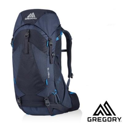 GREGORY STOUT 45 專業健行登山背包_幻影藍