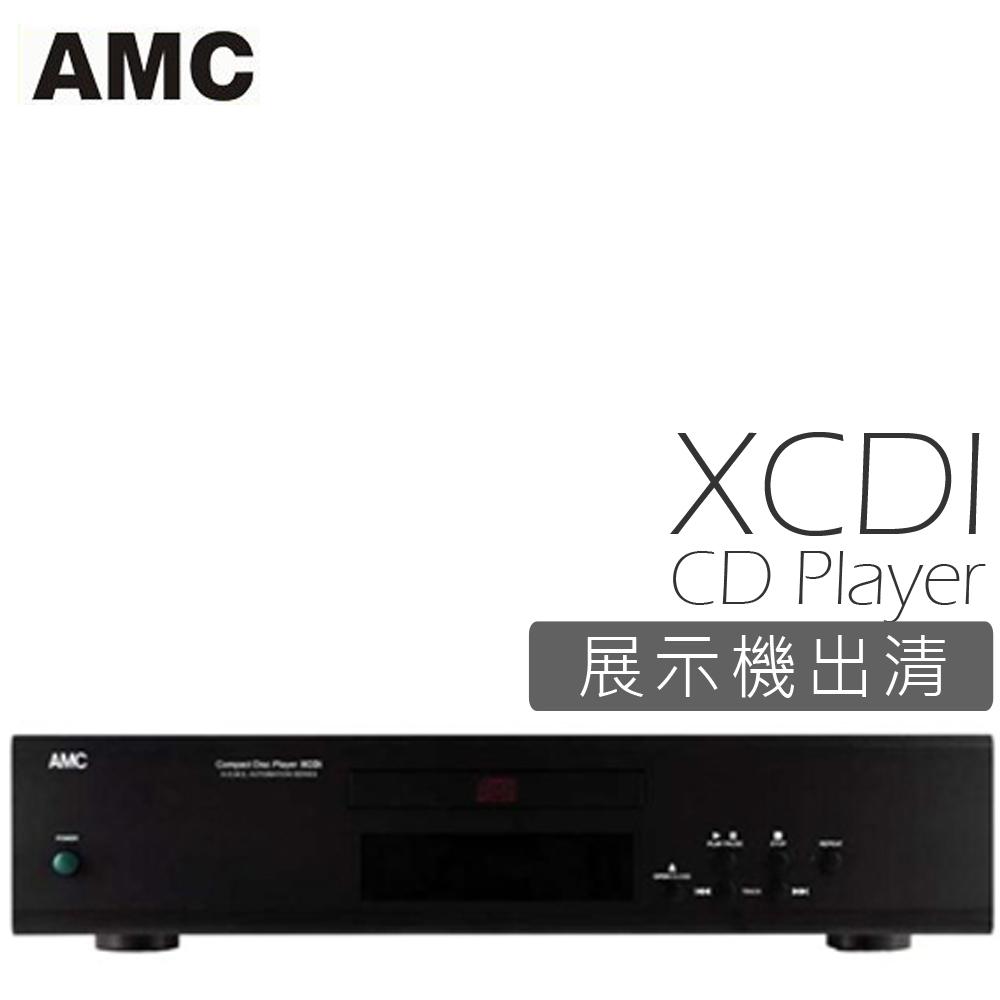 AMC CD播放機 XCDI 公司貨 黑色 福利品 展示出清