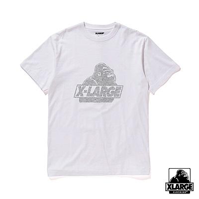 XLARGE S/S TEE NUMBER OLD O 短袖T恤-白