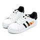 DISNEY維尼條紋貝殼小白鞋-白黑-DW61131C product thumbnail 1