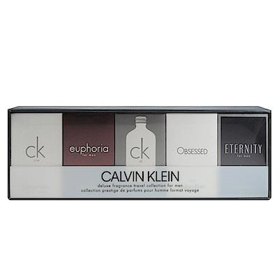 Calvin Klein 男性小香水 10ml 五入-誘惑/one/迷上了/永恆/all @ Y!購物