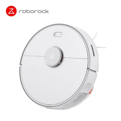 [熱銷推薦]Roborock 石頭科技掃地機器人二代 S5 Max(白色)