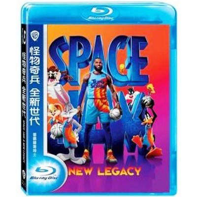 怪物奇兵 全新世代 Space Jam: A New Legacy  藍光 BD