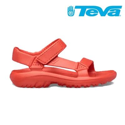 TEVA Hurricane Drift 多功能運動涼鞋 中童 火紅色 TV1102483CFYR