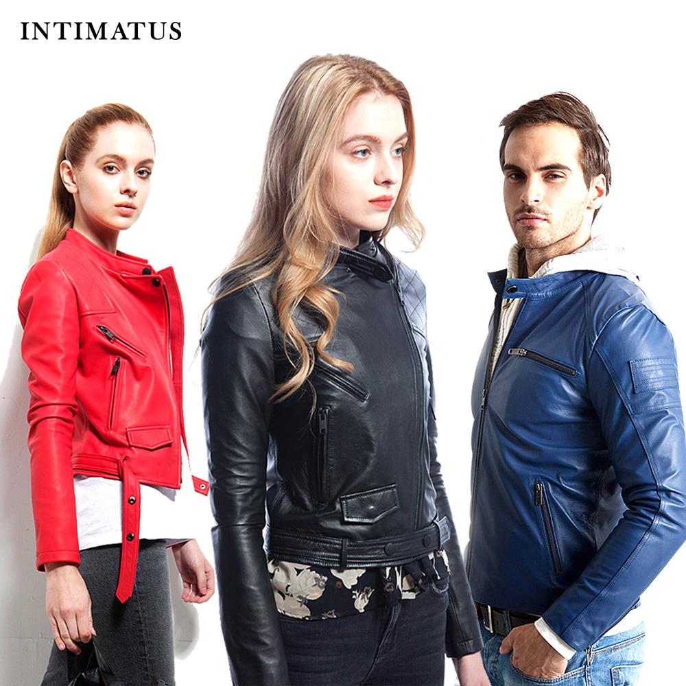 時時樂 【INTIMATUS】100%真小羊皮皮衣-六款任選【季末出清,賣完不補】 product image 1