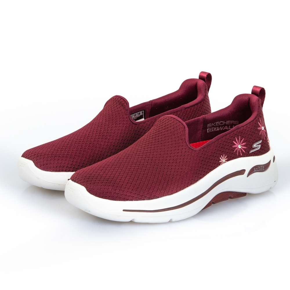 SKECHERS 女健走系列 GOWALK ARCH FIT - 124402BURG product image 1