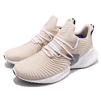 adidas 慢跑鞋 Alphabounce 襪套 運動 男鞋