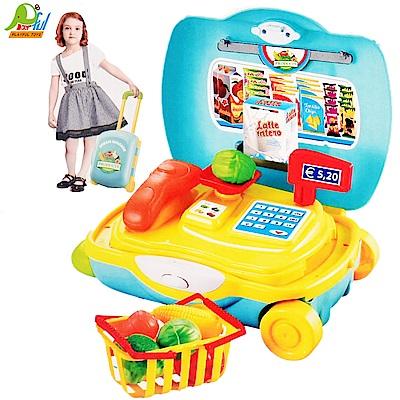 Playful Toys 頑玩具 超市收銀行李箱玩具