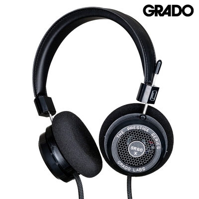 GRADO Prestige 系列 SR60x 開放式耳罩耳機