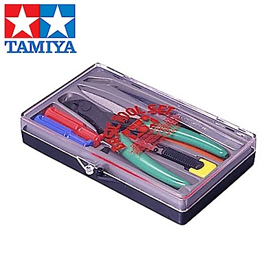 日本田宮TAMIYA基本模型工具組74016