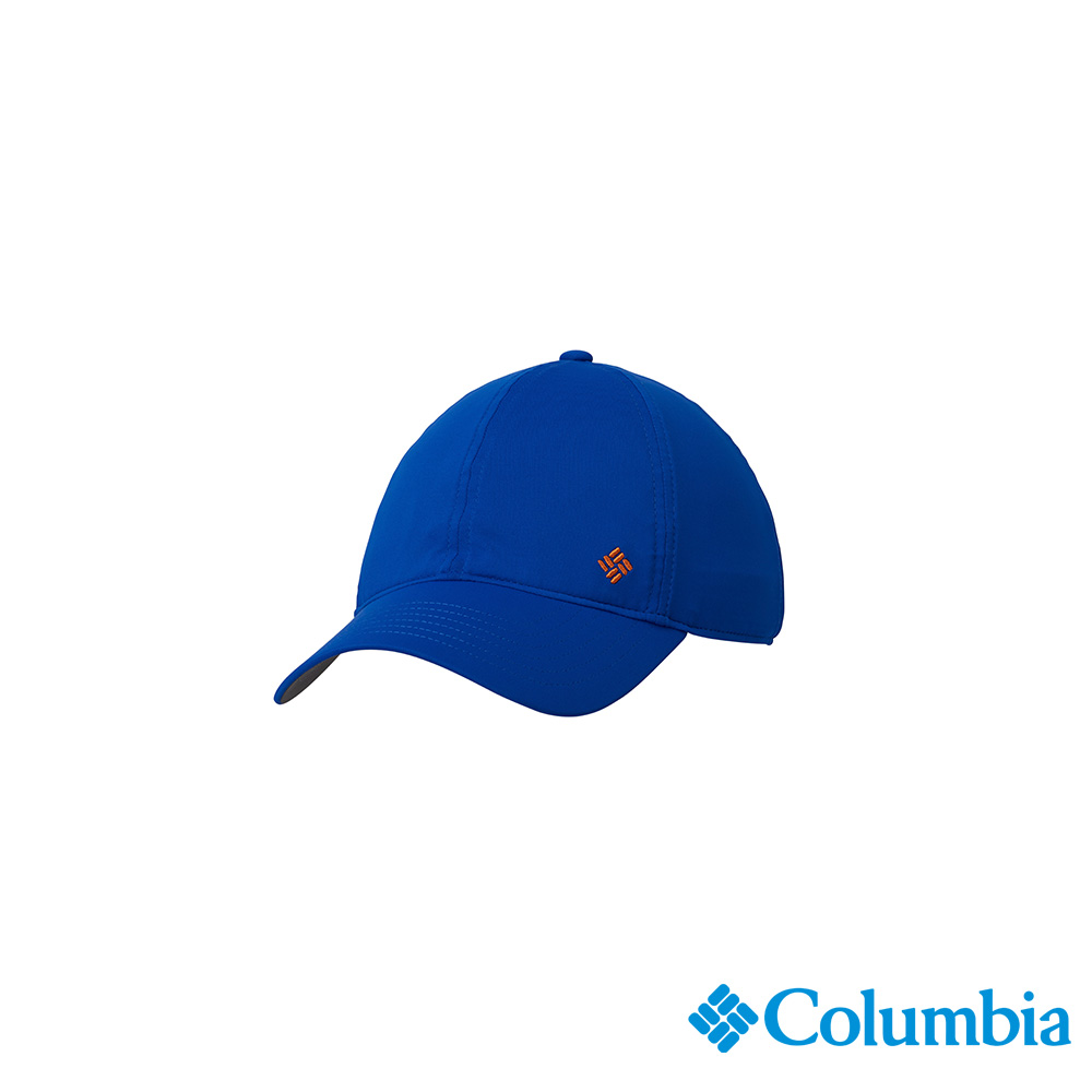 Columbia 哥倫比亞中性-UPF50涼感快排棒球帽-藍色UCU01260BL