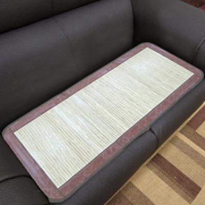 范登伯格 - 仲夏頌 天然竹子二人坐墊-竹絮(50x110cm)