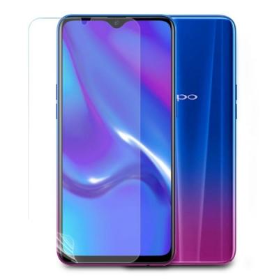o-one大螢膜PRO OPPO AX7 Pro滿版全膠保護貼超跑包膜頂級原料犀牛皮