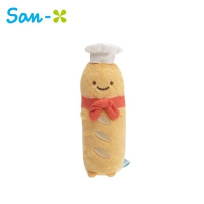 日本正版 角落生物 烘焙店店長 迷你沙包玩偶 沙包娃娃 角落小夥伴 San-X 739115