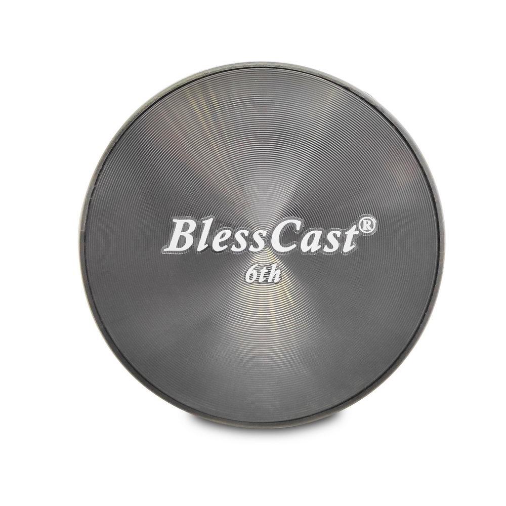 (2入組) DW六代BlessCast精緻圓雙核全自動無線影音電視棒(送4大好禮)