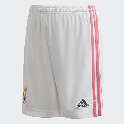 adidas REAL MADRID 20/21 主場球褲 男童/女童 FQ7490
