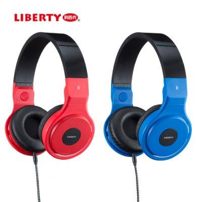 LIBERTY利百代 音樂盛典-頭戴式耳機麥克風 LB-7304