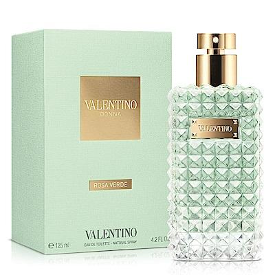 VALENTINO范倫鐵諾 Donna 輕漾女性淡香水125ml