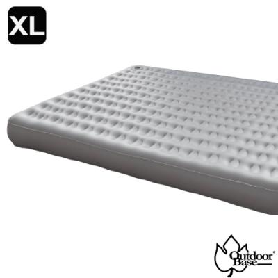 Outdoorbase 新款 歡樂時光充氣床(XL).睡墊-奢華升級春眠系列_月石灰