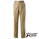PolarStar 中性 抗UV排汗彈性長褲『卡其』P20301
