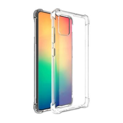 IN7 Samsung A71 (6.7吋) 氣囊防摔透明TPU空壓殼軟殼