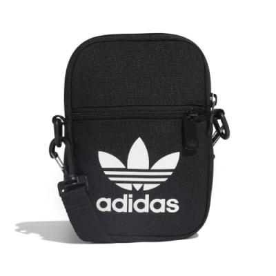 adidas 斜背包 Trefoil Festival Bag