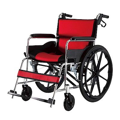 必翔銀髮 座得住手動輪椅-PH-161B