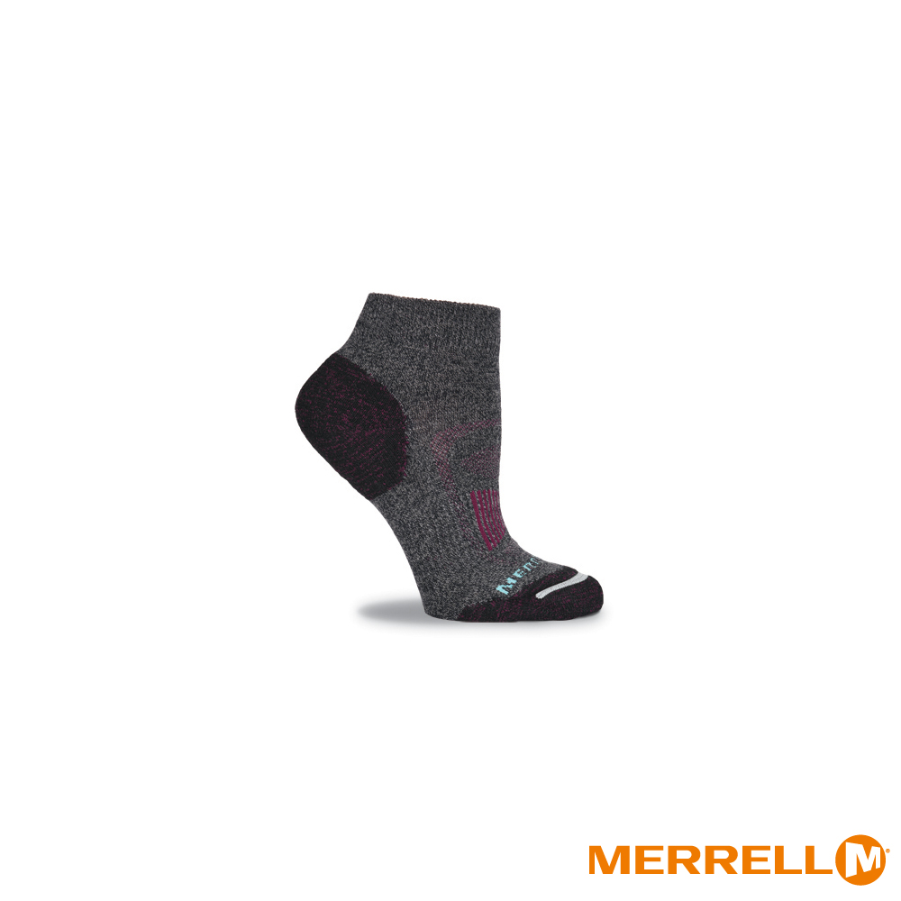 MERRELL 郊山健行襪-黑灰(WF17F00601)