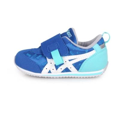ASICS 小童休閒運動鞋 IDAHO  BABY 藍水藍白