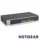 NETGEAR MS510TXPP 10埠智能網管Multi-Gig POE變速交換器