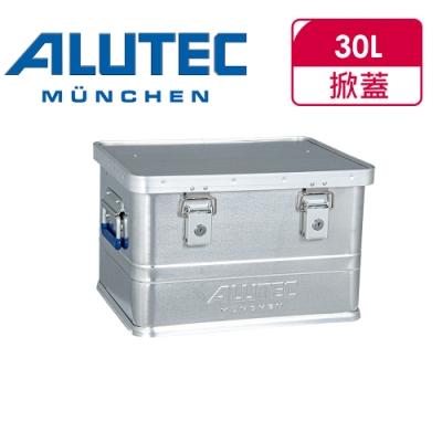 台灣總代理 德國ALUTEC -輕量化鋁箱 工具 露營 收納 RV桶 椅子(30L)