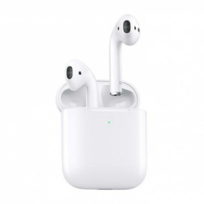 5/12-Apple 第2代 AirPods 藍芽耳機 (搭配有線充電盒)