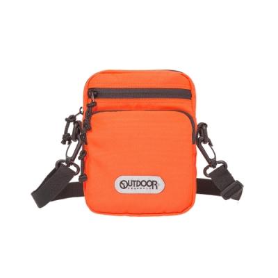【OUTDOOR】直式側背包-橘色 OD191114OG