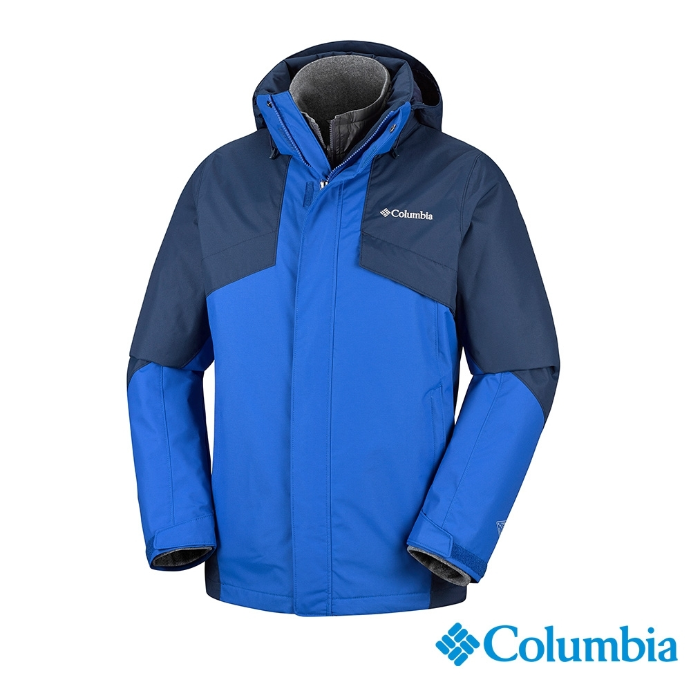Columbia 哥倫比亞 男性 - Omni-TECH 防水透氣刷毛兩件式外套  UWE12730 product image 1