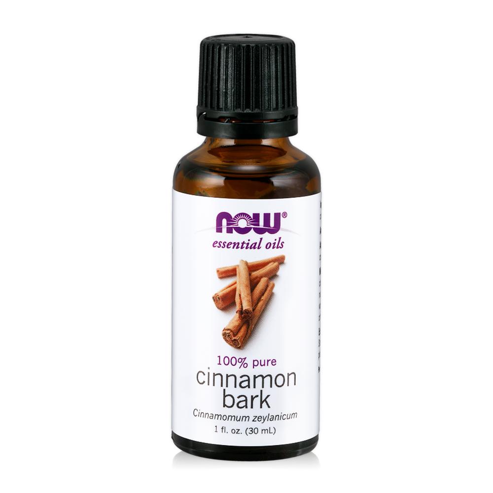 NOW Cinnamon Bark Oil錫蘭肉桂精油(30 ml)