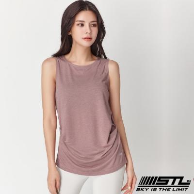 STL Soft Stretch Modal 韓國莫代爾無袖運動上衣 乾燥玫瑰
