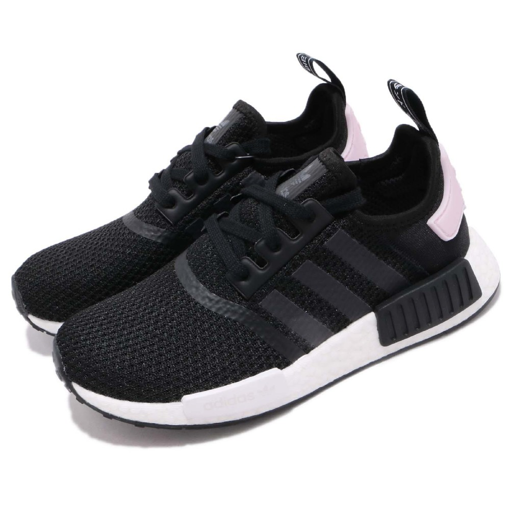 adidas 休閒鞋 NMD_R1 低筒 運動 女鞋