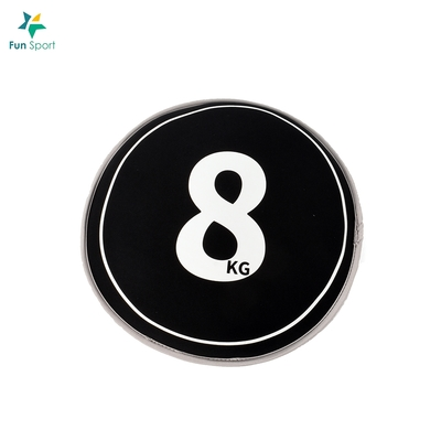 Fun Sport-小飛碟運動沙包Sand Bell-8KG(健身沙鈴/軟沙袋/飛碟沙包/重量訓練)