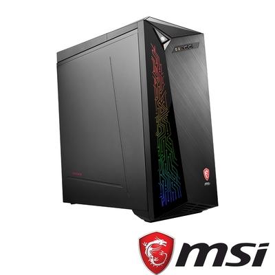 MSI微星 Infinite 11-1250TW 電競電腦(i7-11700F/16G/1T+512G SSD/RTX2060-6G/W10)