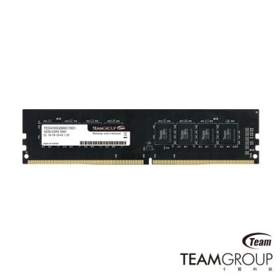 Team十銓 DDR4 2666 16G 桌上型記憶體