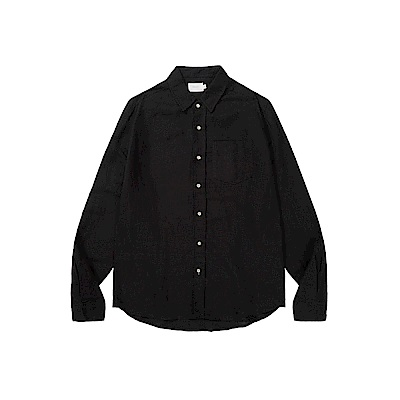CACO-質感麻棉襯衫-男【SPA038】
