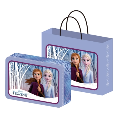 迪士尼 冰雪奇緣-綜合餅乾禮盒(210g)