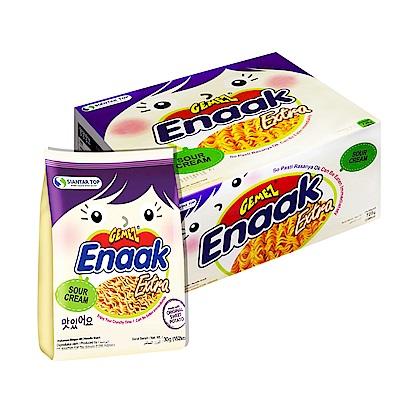 Gemez Enaak 韓式小雞麵-酸奶地瓜味(90gx8袋)