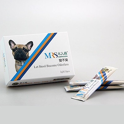 MRS木入森 犬用《犬寶變不臭》2gx30入/盒