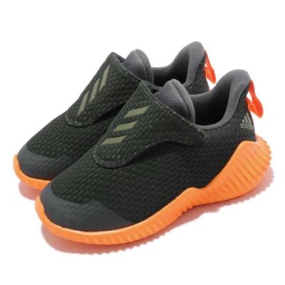 adidas 慢跑鞋 FortaRun AC 襪套 童鞋