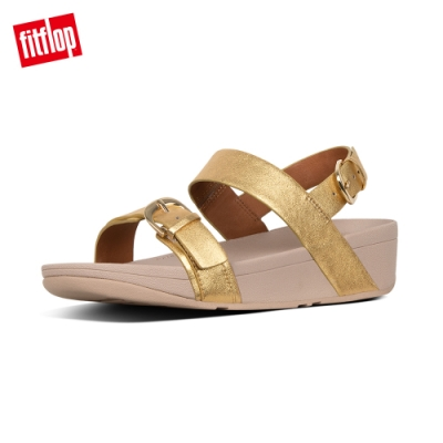 FitFlop EDIT BACK-STRAP SANDALS 後帶涼鞋 黃金色
