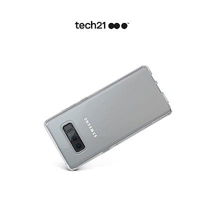 Tech21 英國Pure Clear Samsung Note 8 防撞硬式清透保護殼