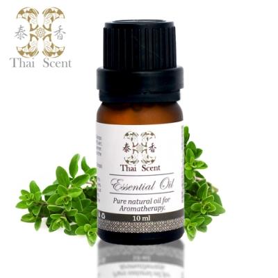 ThaiScent泰香  馬鬱蘭100%純精油 10ml